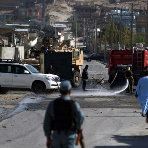9 Killed in Attack on Kabul Military Base