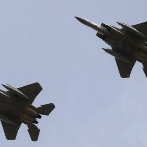 120 Airstrikes Launched in Iraq Last Week