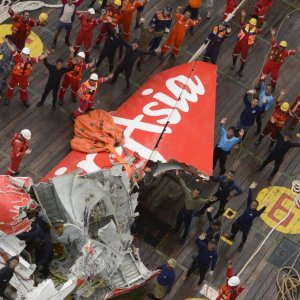 AirAsia Recovery Suspended