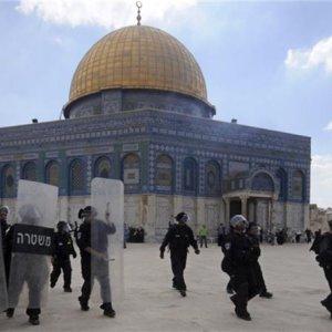 Israeli Forces Enter Al-Aqsa
