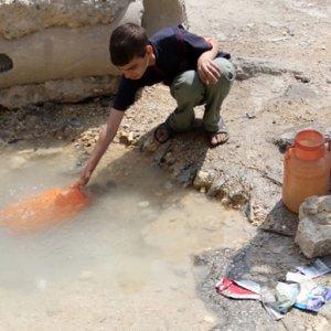 Water, Power Return to Aleppo
