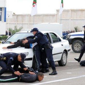 Algerian Crackdown