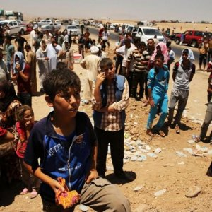 IS Campaign of Destruction Continues in W. Iraq