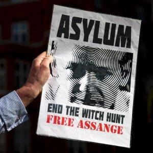 France Rejects Assange Asylum Plea
