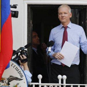 Assange: Google Works Like NSA