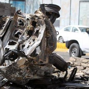 Explosion Rocks Baghdad