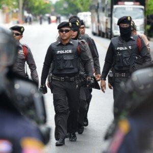 Suspect Arrested in Bangkok Bombing