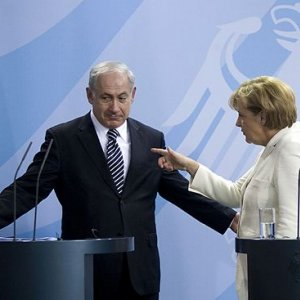 Critics Want Tougher Berlin Stance Against Israel