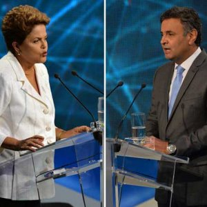 Poll Gives Neves Big Lead Over Rousseff