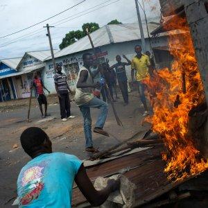 Burned Alive in Burundi