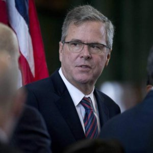 Jeb Bush and Pro-Israel Billionaires
