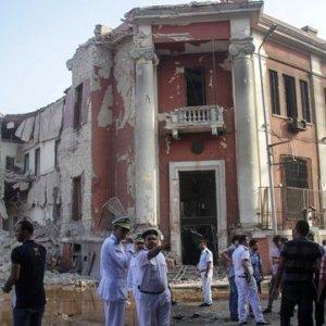 Deadly Blast at Italian Consulate in Cairo