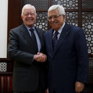 Carter: Hamas Committed to Peace, Netanyahu Not