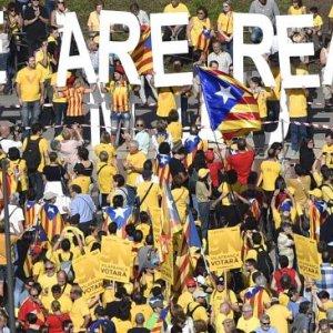Catalans Want Snap Vote