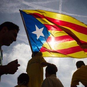 Catalonia Holds Symbolic Independence Vote