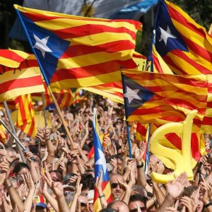 Catalans Back Independence