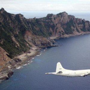 China Slams US on Sending Plane Over S. China Sea