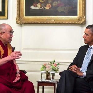 China Warns US on Dalai Lama Meeting