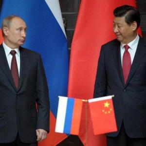 ChinaStresses Needto RestructureWorldOrder