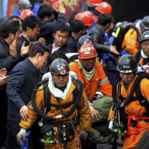 4 Chinese Miners Rescued