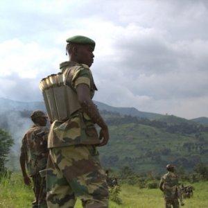 Rebels Kill 20 in Congo