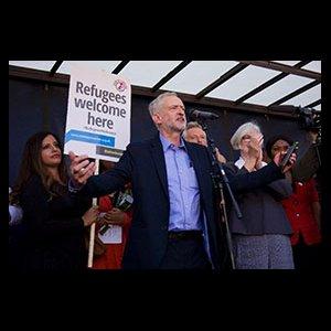 UK Press Divided on Corbyn
