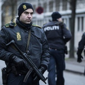 Danish Agents Were Warned of Gunman