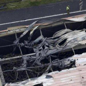 Blast at Military Depot in Japan