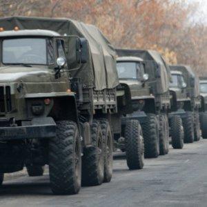Shelling Rocks Donetsk