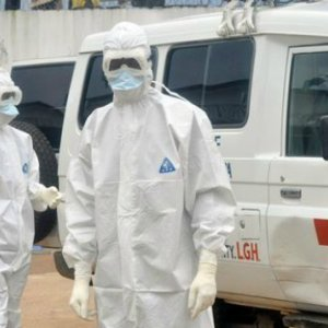 Ebola Ahead