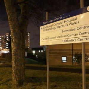 Ebola  in Glasgow