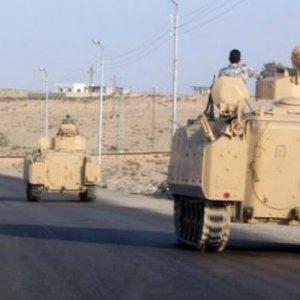 IS Sinai Bomb Kills three Egypt Soldiers