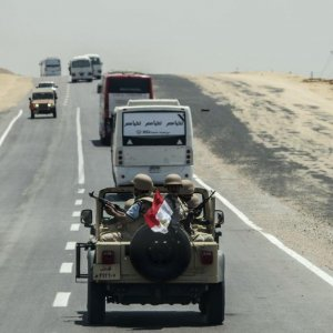 Mexican Tourists Accidentally Killed in Egypt Army Raid