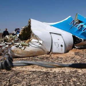 Investigators '90% Sure' of Bomb  on Crashed Russian Plane