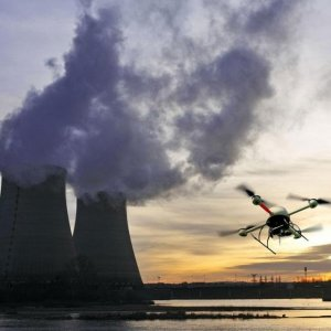 France Studies Ways to Intercept  Drones Over Nuclear Plants