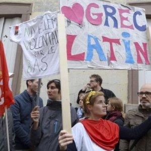 French Teachers Strike Over Gov't Reforms