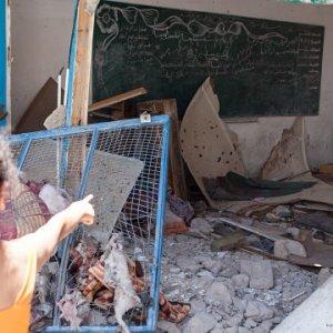 Gaza children return to school