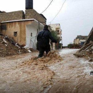 UN Declares Gaza City Emergency for Floods