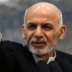 Ghani Promises Self-Reliant Afghanistan