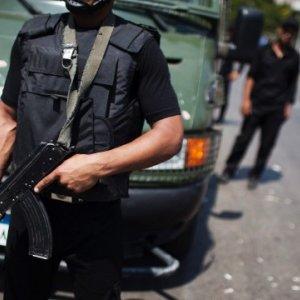 Egypt Police Shot Dead