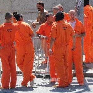 Greek  Prison Riot