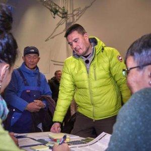 Greenland Seeks Coalition Gov't