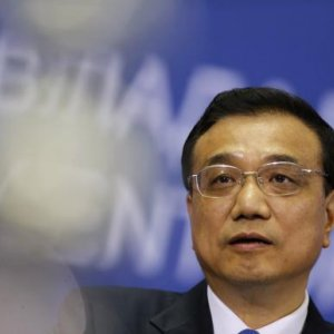 China Offers Support for HK Leader