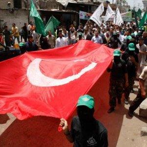 Hamas Lauds Turkish FM  for Munich Conference Boycott