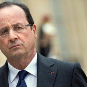 Hollande  in Iraq