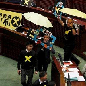 Hong Kong Unveils Election Plan