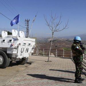 IDF Targeted UN Peacekeepers