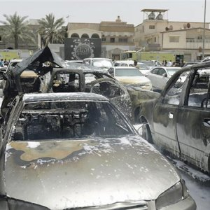 IS Attacks 2nd Saudi Shiite Mosque