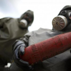IS Suspected of Using Mustard Gas in Syria