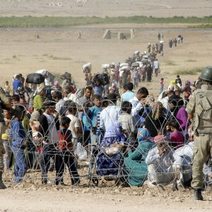 2.2m Iraqis Displaced by IS